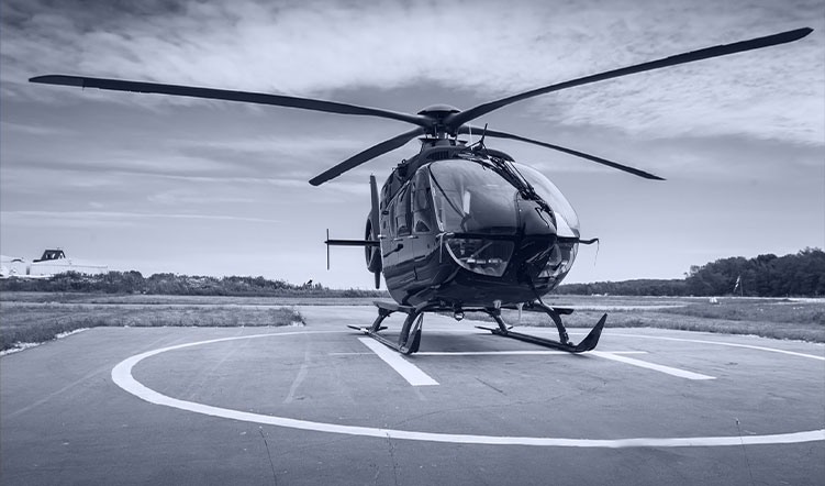 Helicopter Charter -iJET Charter
